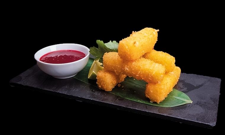 Сыр в темпуре - доставка вкусной еды