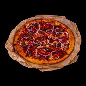 Пицца чилийская 25 см.