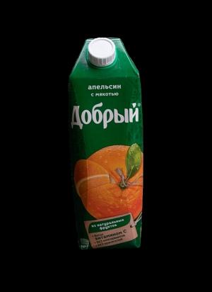 Апельсин Добрый 1 л.