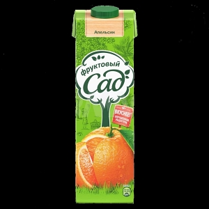 Фруктовый сад Апельсин 0,95 л.