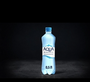 Аква минерале 0,5 л.